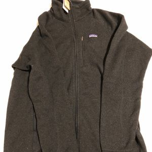 NWT men's better sweater Patagonia jacket